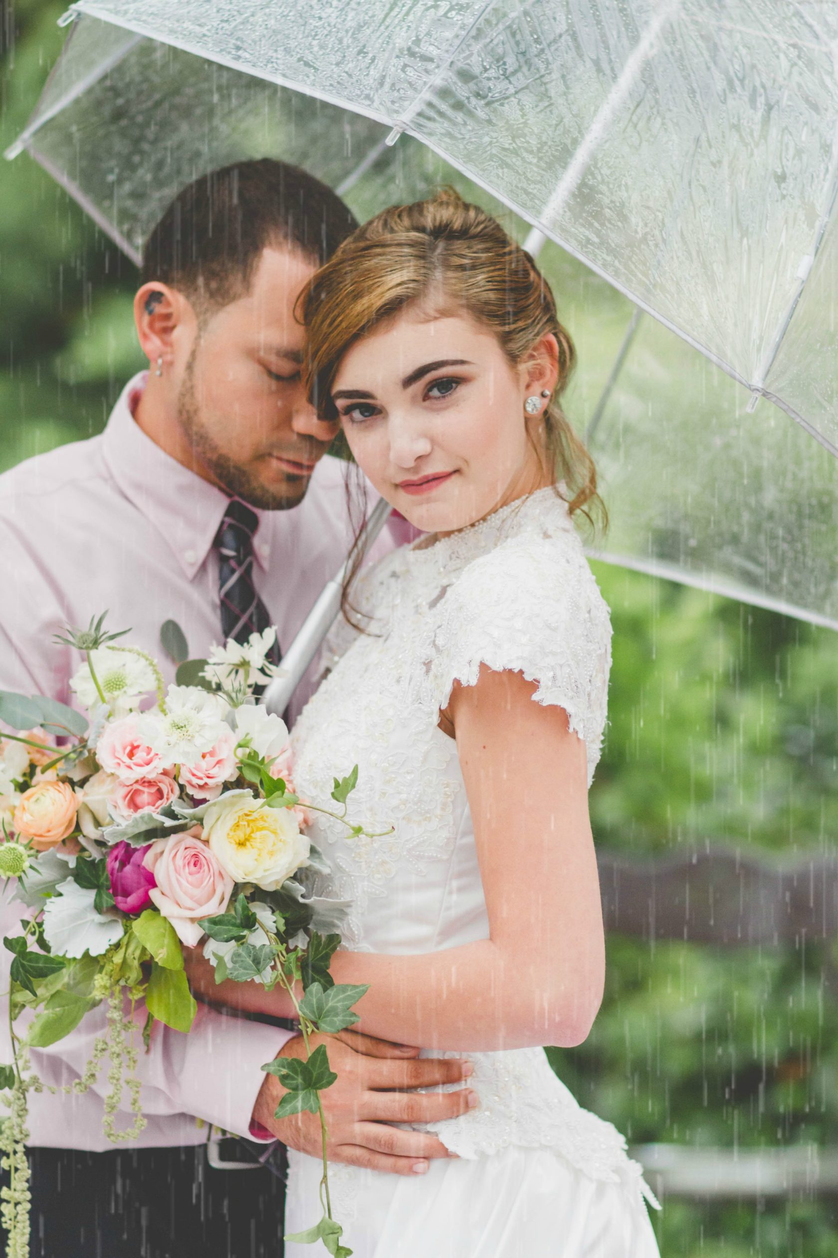 3 Ways To Survive A Rainy Wedding Day Raleigh Wedding Photographer