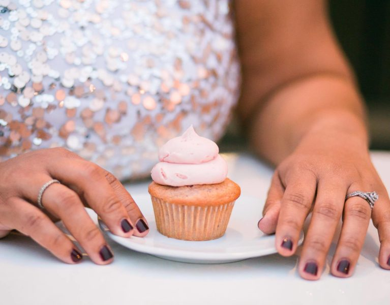 Why I treat every bride to a cupcake | Raleigh Wedding Photographer