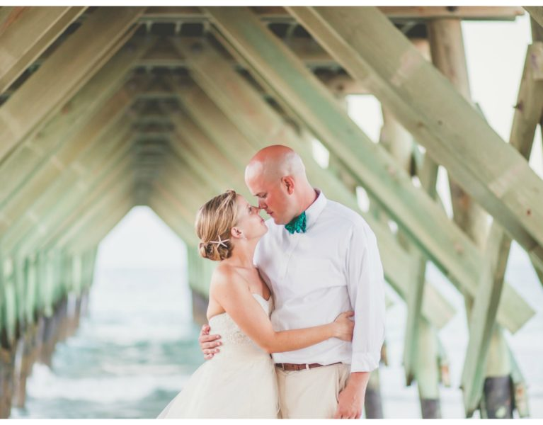 Raleigh Wedding Photographer | Wrightsville Beach Wedding | Wayne + Casey
